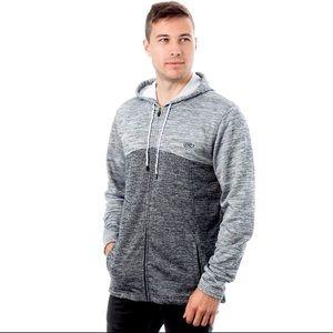 Men's Zip-up hoodie Rawlings; Long Sleeve Jacket